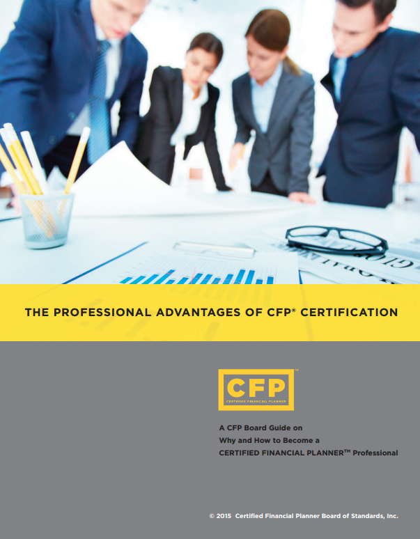 How to Become a CFP
